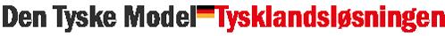 Den Tyske Model - Tysklandsløsningen